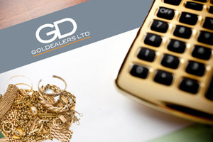Goldealers Scrap Gold Calculator