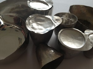 Platinum Iridium Crucibles with Lids