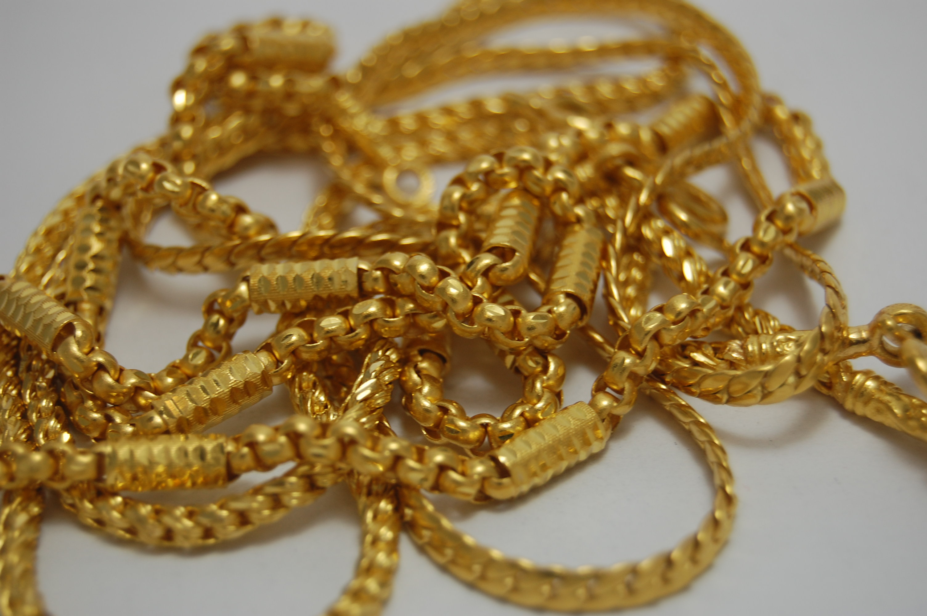 Best Gold Dealers Online Thai Baht Gold Jewellery Sell For